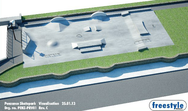 WORK ON NEW SKATE PARK TO COMMENCE